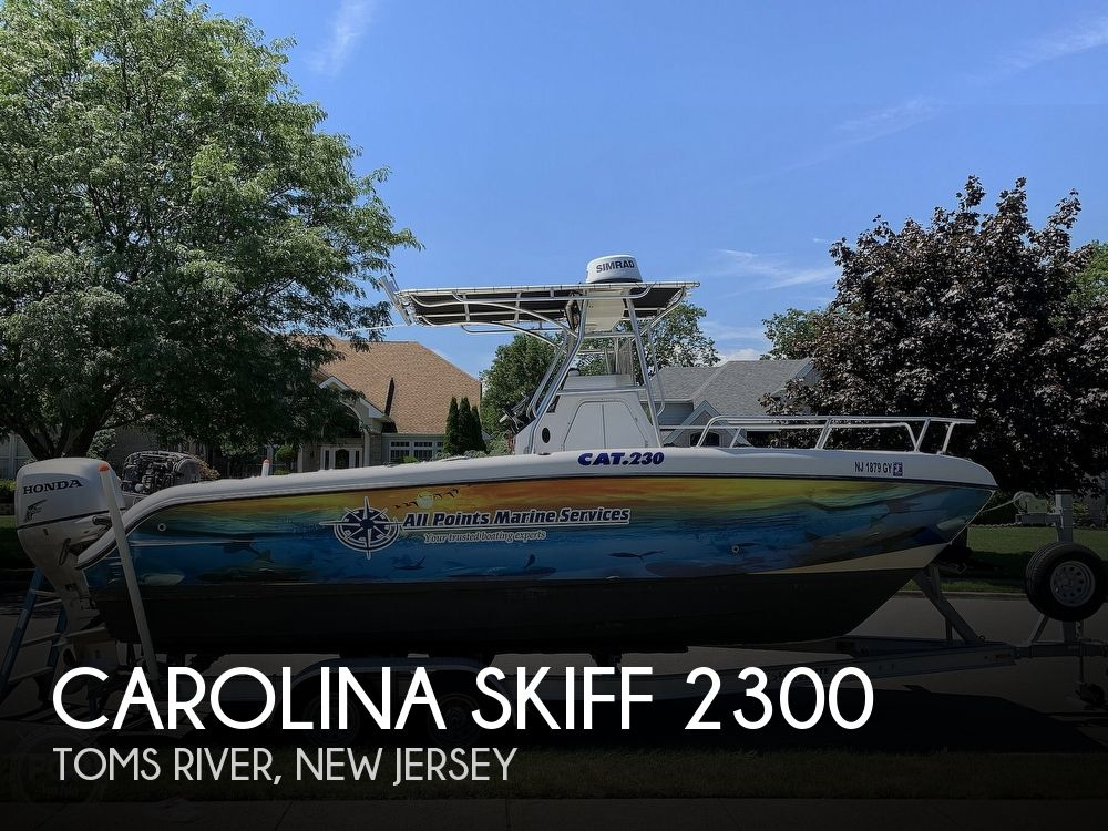 Used Carolina Skiff Boats For Sale by owner | 2005 Carolina Skiff 2300 Sea Chaser Offshore Serie