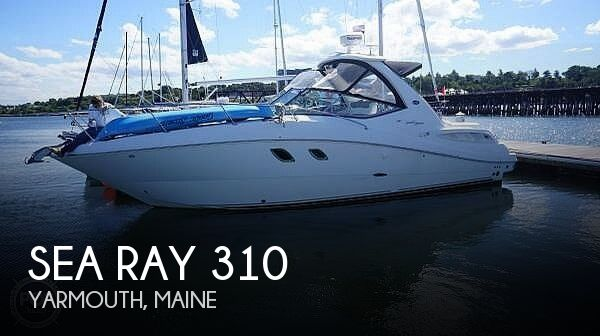 Used Sea Ray 31 Boats For Sale by owner | 2007 Sea Ray Sundancer 310