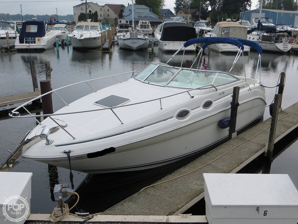1999 Sea Ray Sundancer 260