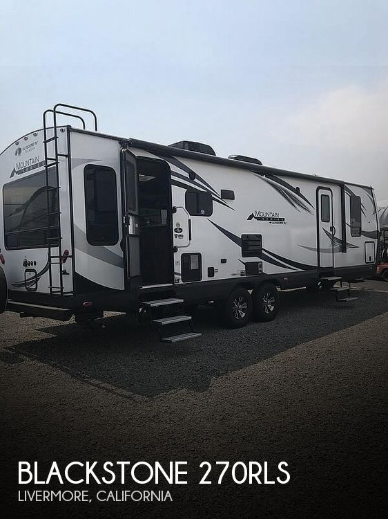 2019 Outdoors RV Blackstone 270RLS