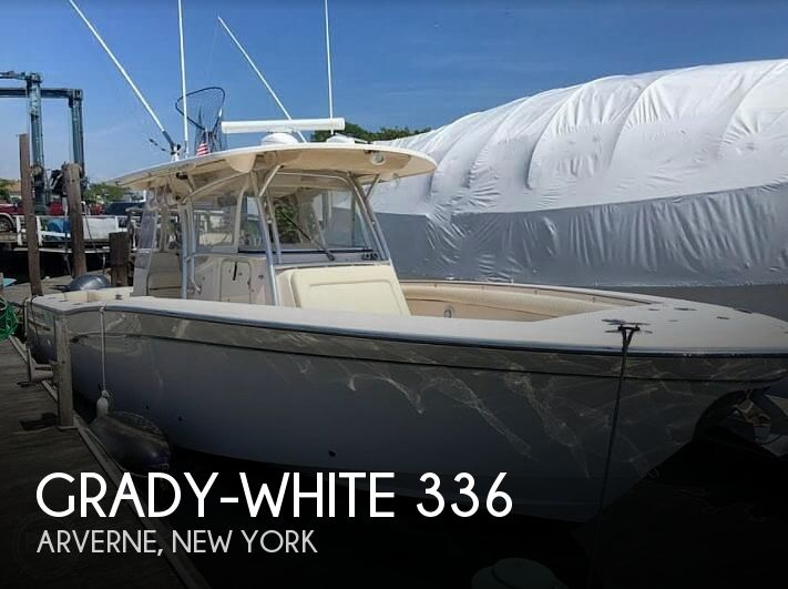 Used Boats For Sale in New York by owner   2011 Grady-White 336 CANYON