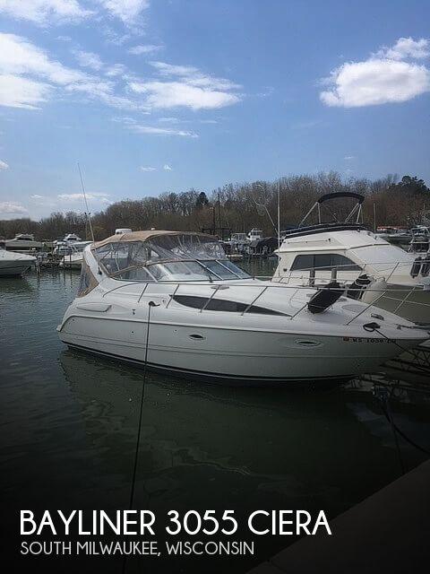 Used Bayliner 30 Boats For Sale by owner | 2000 Bayliner 3055 Cierra