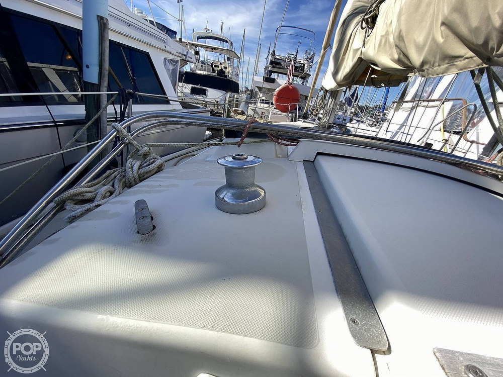 1984 Pearson boat for sale, model of the boat is 34 & Image # 38 of 40