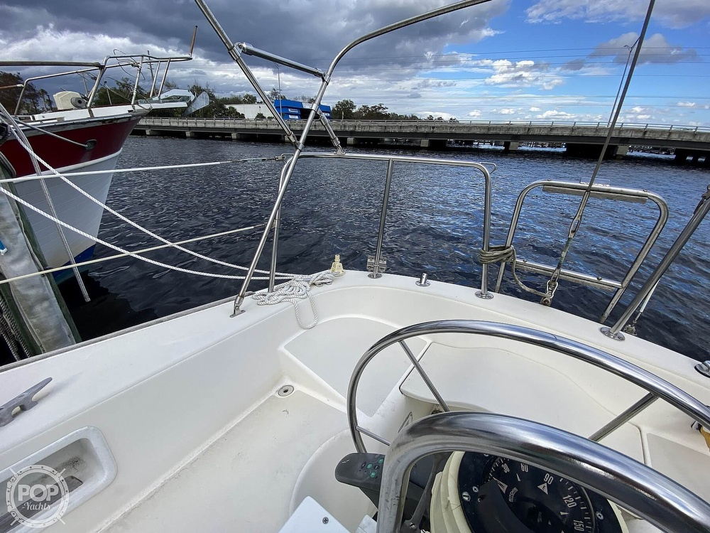 1984 Pearson boat for sale, model of the boat is 34 & Image # 11 of 40