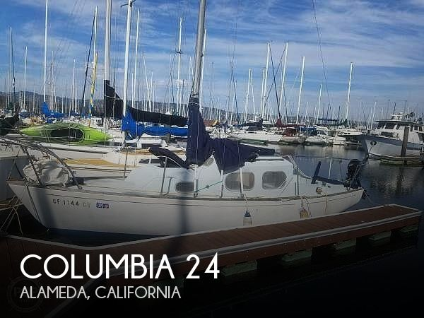 Used Columbia Boats For Sale in California by owner | 1965 Columbia 24