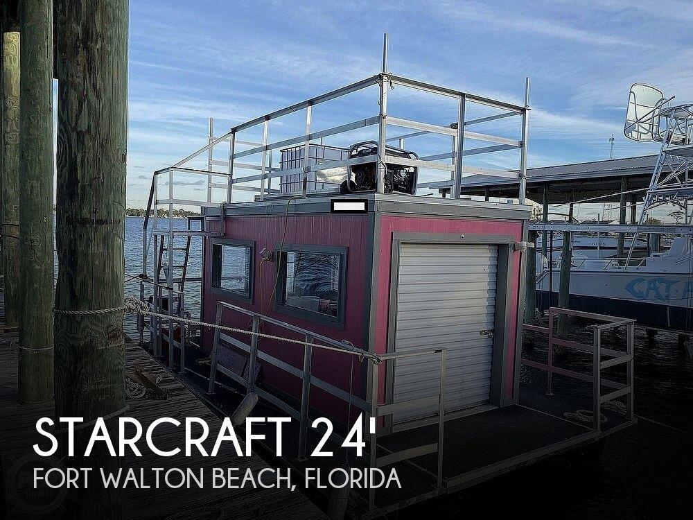1995 STARCRAFT ICE CREAM BOAT for sale