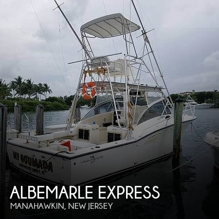 Used Albemarle Boats For Sale by owner | 1999 29 foot Albemarle Express