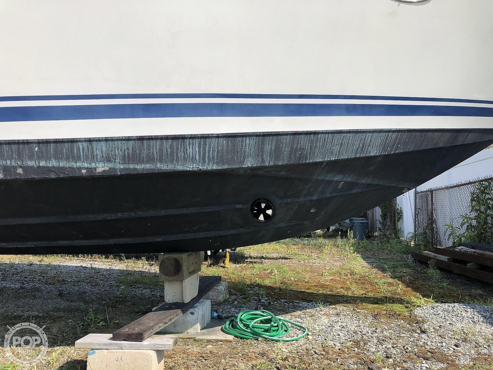 1992 Baja boat for sale, model of the boat is 340 Express Yacht & Image # 5 of 40