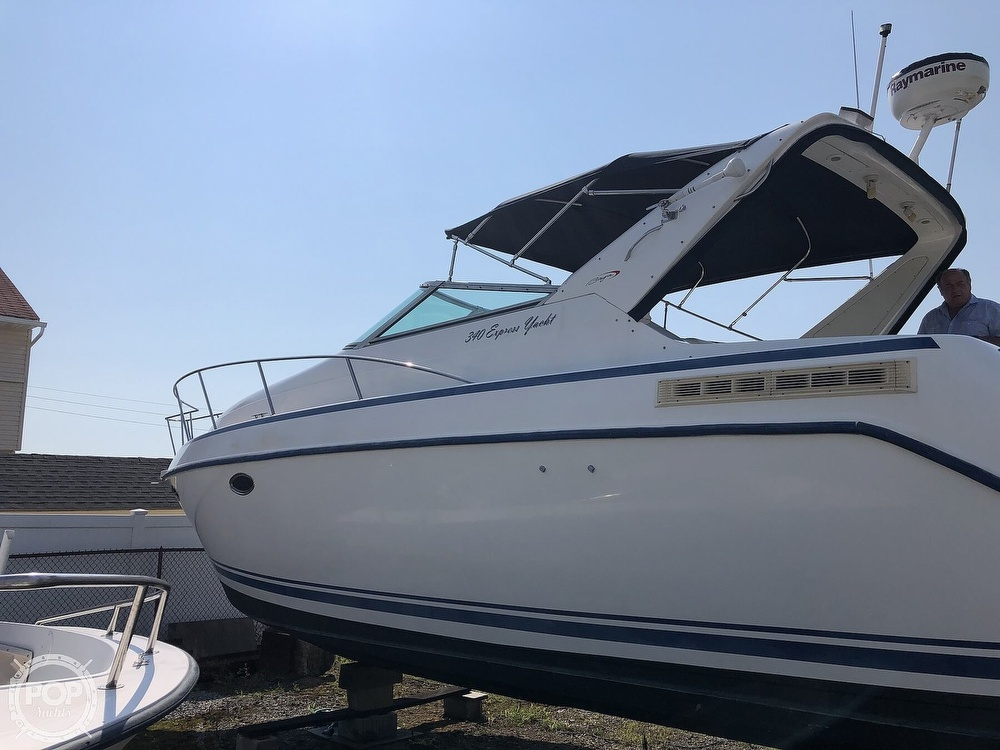 1992 Baja boat for sale, model of the boat is 340 Express Yacht & Image # 17 of 40