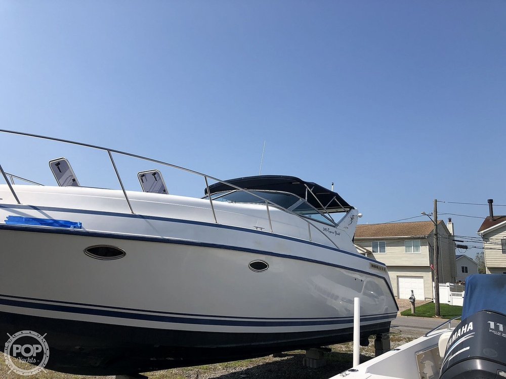 1992 Baja boat for sale, model of the boat is 340 Express Yacht & Image # 18 of 40