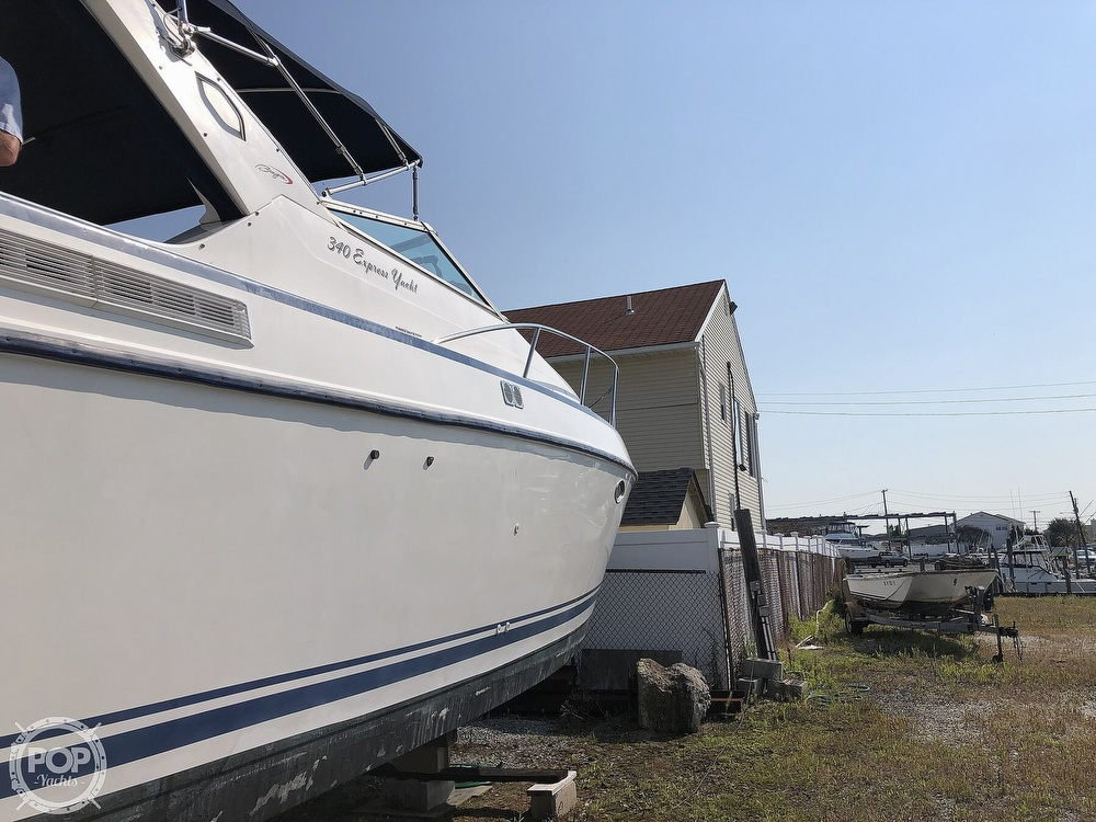 1992 Baja boat for sale, model of the boat is 340 Express Yacht & Image # 7 of 40