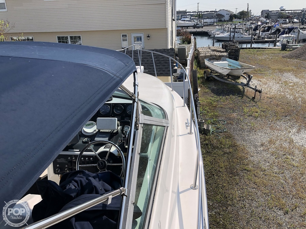 1992 Baja boat for sale, model of the boat is 340 Express Yacht & Image # 39 of 40