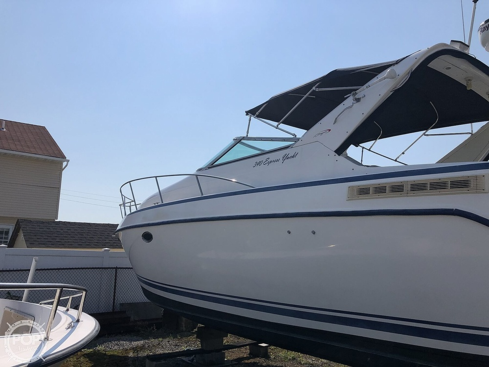 1992 Baja boat for sale, model of the boat is 340 Express Yacht & Image # 2 of 40