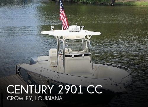 Used Boats For Sale in Lafayette, Louisiana by owner | 2008 Century 2901 CC