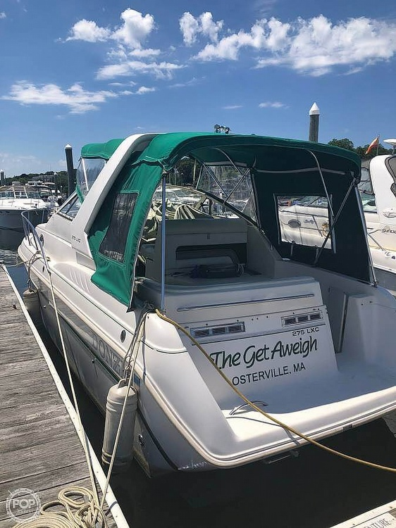 1997 Donzi boat for sale, model of the boat is 275LXC & Image # 4 of 40