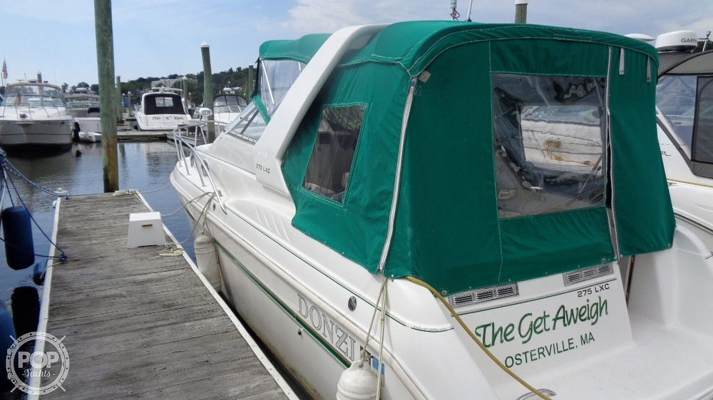 1997 Donzi boat for sale, model of the boat is 275LXC & Image # 5 of 40