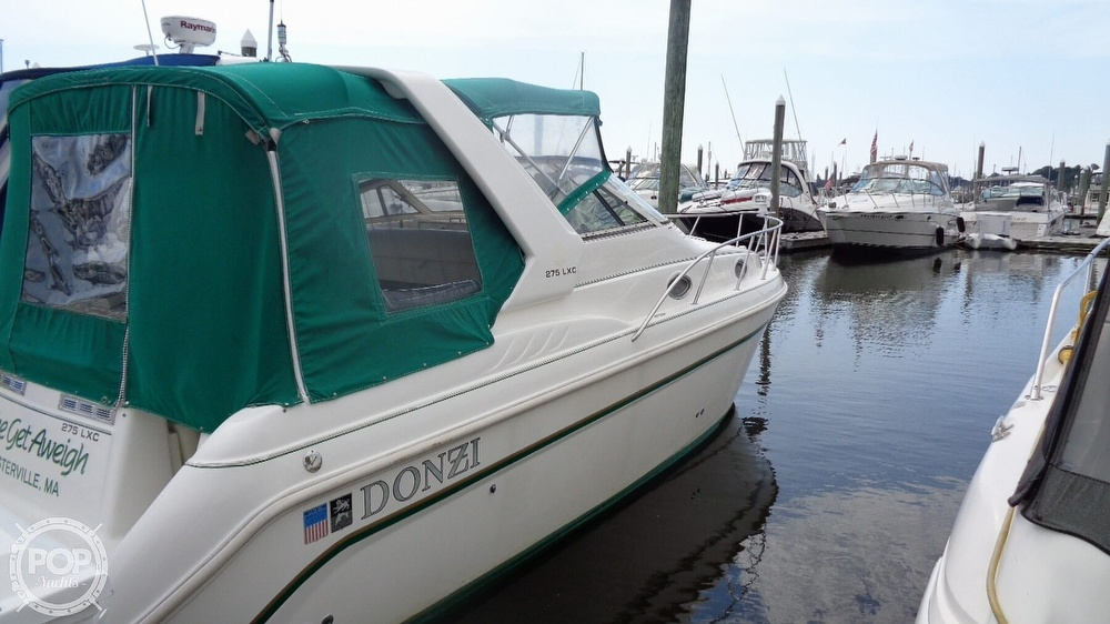1997 Donzi boat for sale, model of the boat is 275LXC & Image # 6 of 40