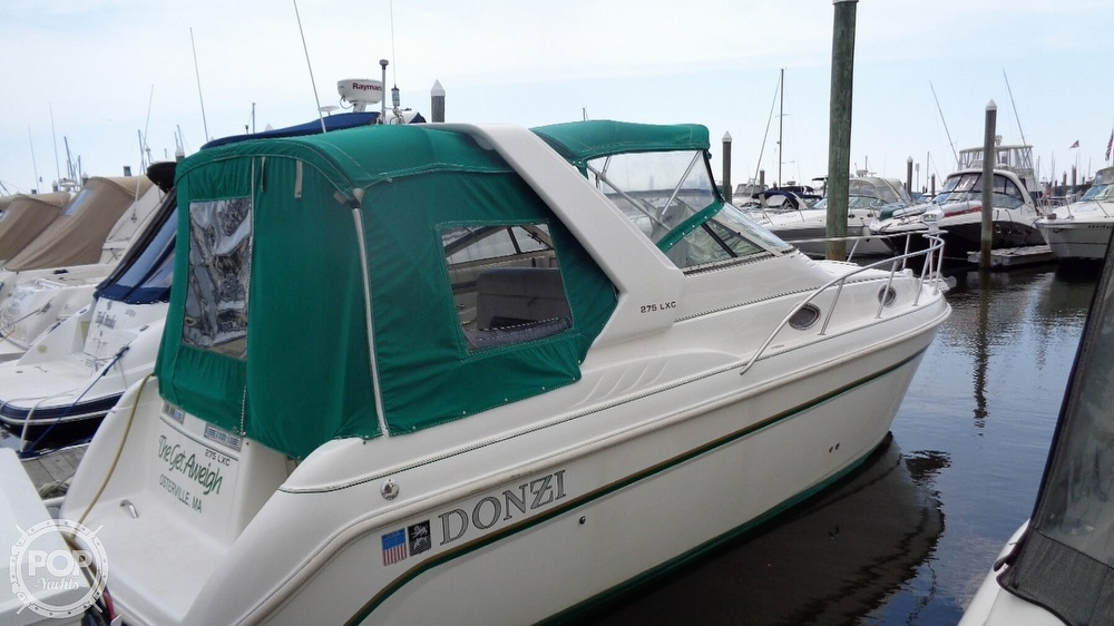 1997 Donzi boat for sale, model of the boat is 275LXC & Image # 7 of 40