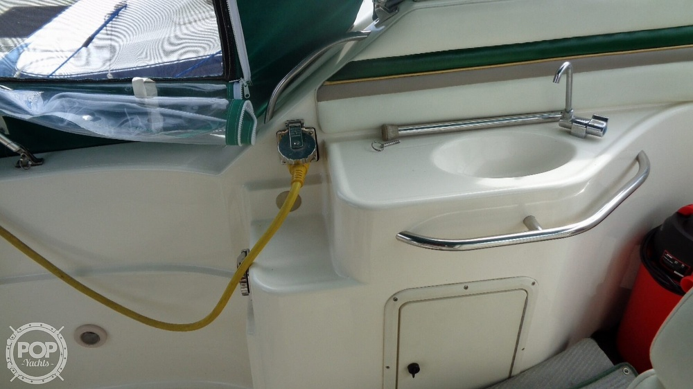 1997 Donzi boat for sale, model of the boat is 275LXC & Image # 11 of 40