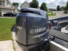 90 HP Yamaha 4 Stroke