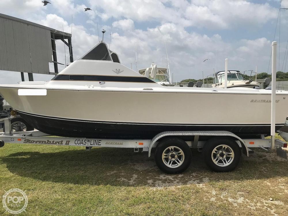 1966 Bertram boat for sale, model of the boat is Bahia Mar 20 & Image # 3 of 14