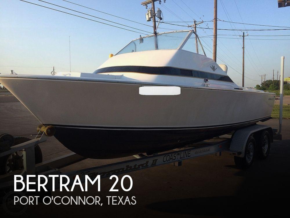 1966 Bertram boat for sale, model of the boat is Bahia Mar 20 & Image # 1 of 14