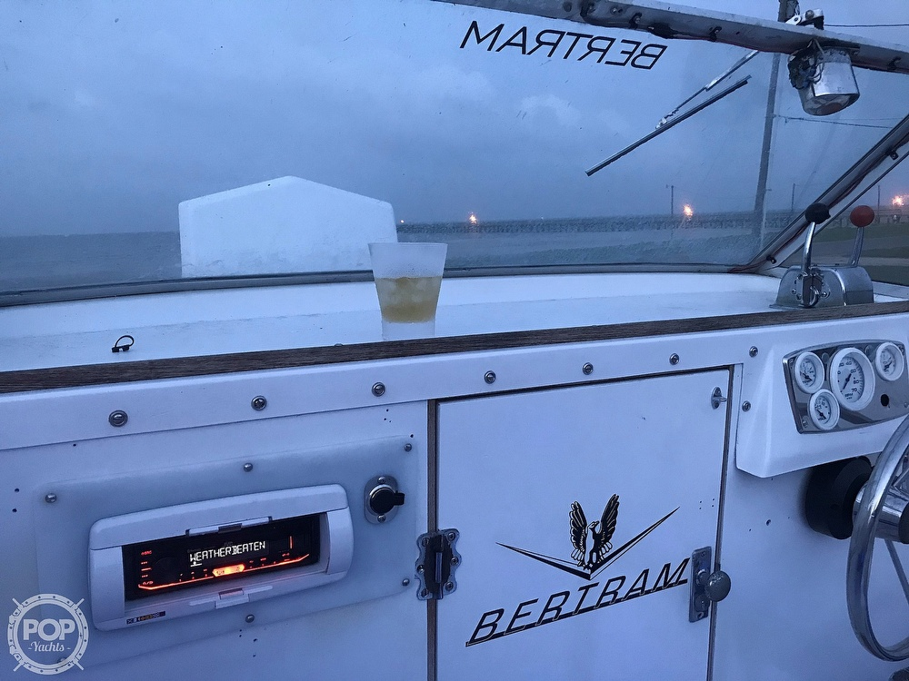 1966 Bertram boat for sale, model of the boat is Bahia Mar 20 & Image # 11 of 14