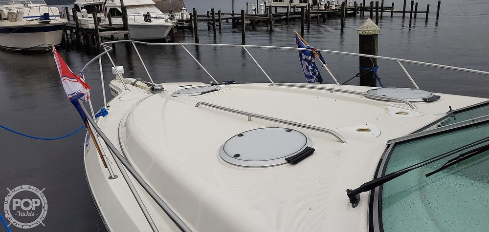 2000 Maxum boat for sale, model of the boat is 3300 SCR & Image # 8 of 40