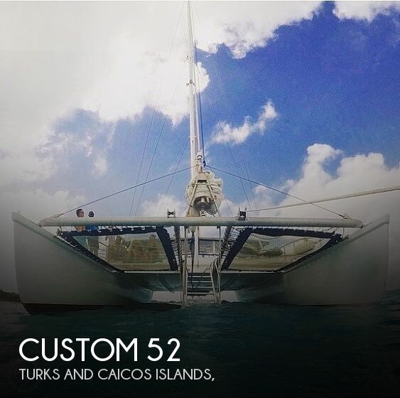 Used Custom Boats For Sale by owner | 1997 Custom Sea Runner 52