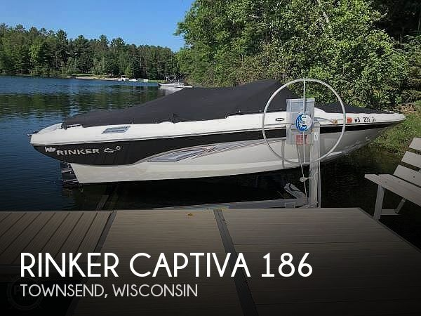 Used Rinker Captiva  Boats For Sale by owner | 2013 Rinker Captiva 186