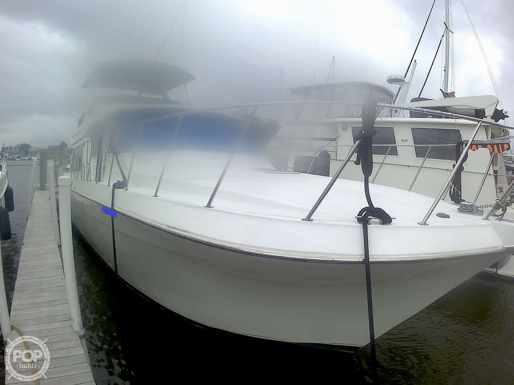1997 Navigator boat for sale, model of the boat is Classic 50 & Image # 23 of 40