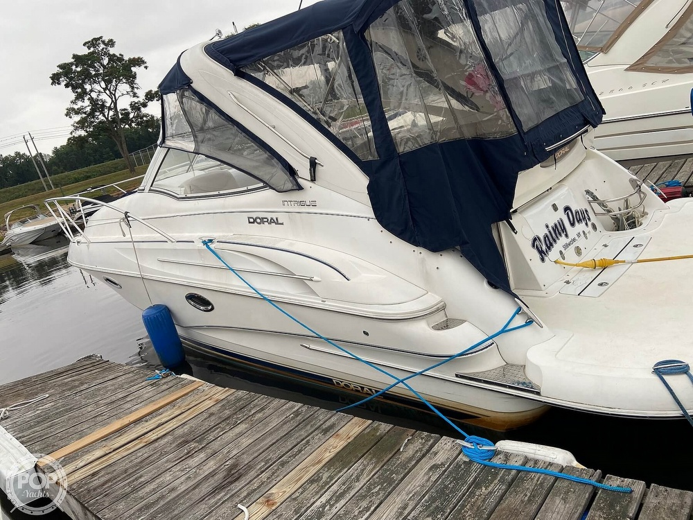 2004 Doral International boat for sale, model of the boat is 31 Intrigue & Image # 3 of 41