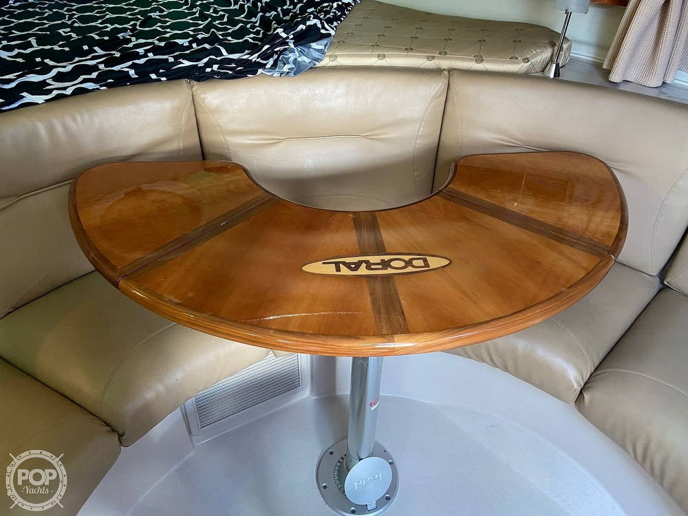 2004 Doral International boat for sale, model of the boat is 31 Intrigue & Image # 30 of 41