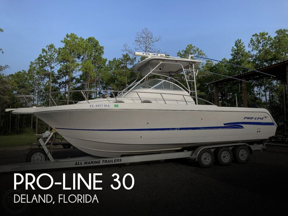 2000 Pro-Line boat for sale, model of the boat is 305 & Image # 1 of 40