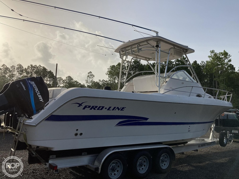 2000 Pro-Line boat for sale, model of the boat is 305 & Image # 8 of 40