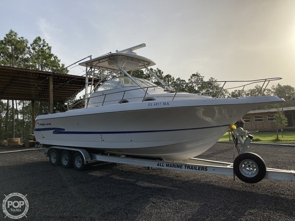 2000 Pro-Line boat for sale, model of the boat is 305 & Image # 2 of 40