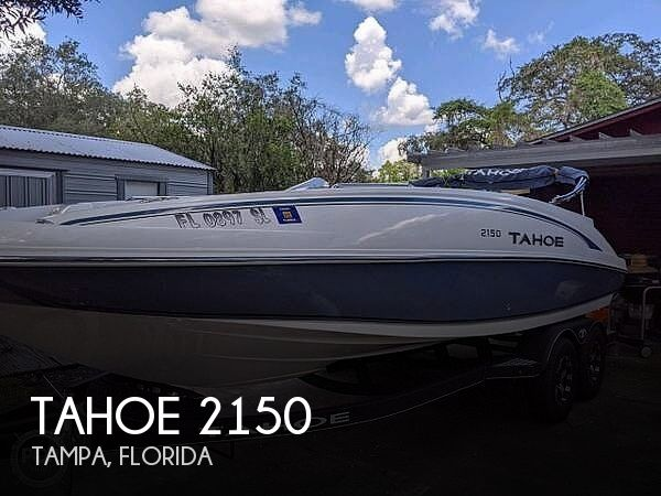 Used Tahoe Boats For Sale by owner | 2019 Tahoe 2150