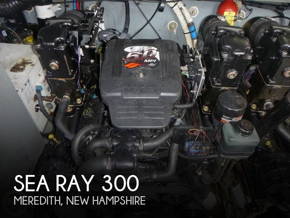Used Boats For Sale by owner   2002 Sea Ray Sundancer 300