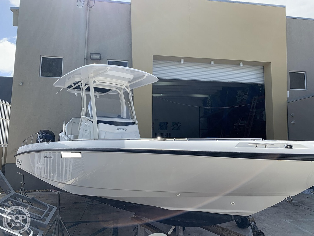 2013 Boston Whaler boat for sale, model of the boat is 270 Dauntless & Image # 7 of 40
