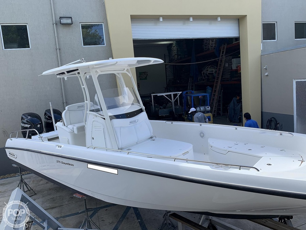 2013 Boston Whaler boat for sale, model of the boat is 270 Dauntless & Image # 9 of 40