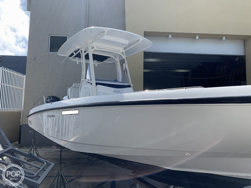 2013 Boston Whaler boat for sale, model of the boat is 270 Dauntless & Image # 11 of 40