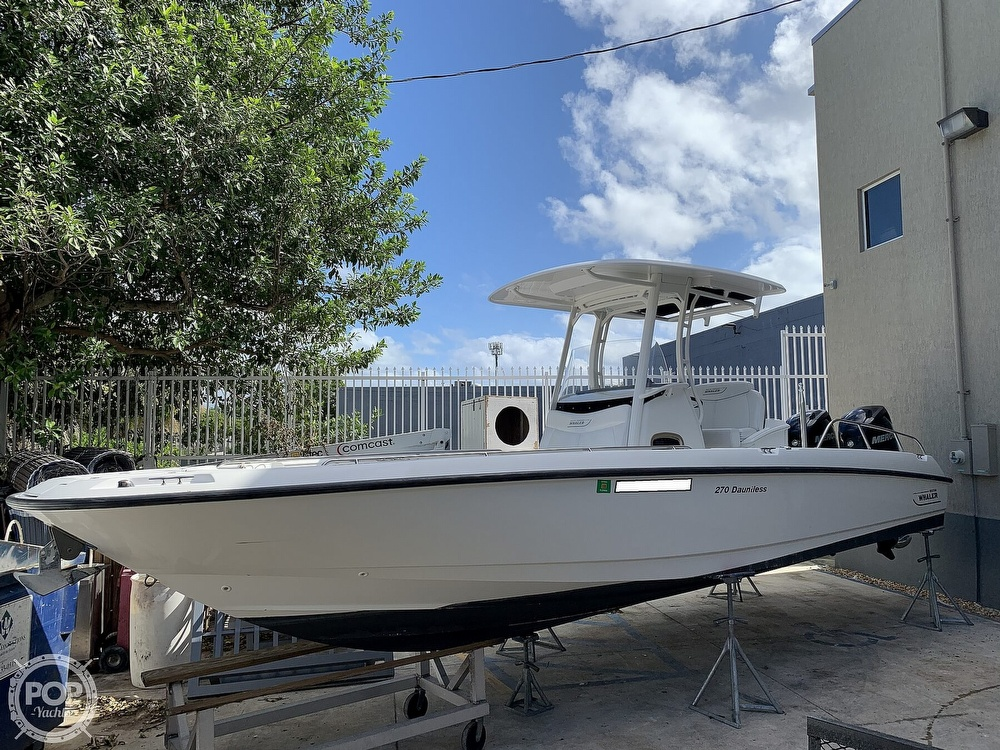 2013 Boston Whaler boat for sale, model of the boat is 270 Dauntless & Image # 5 of 40