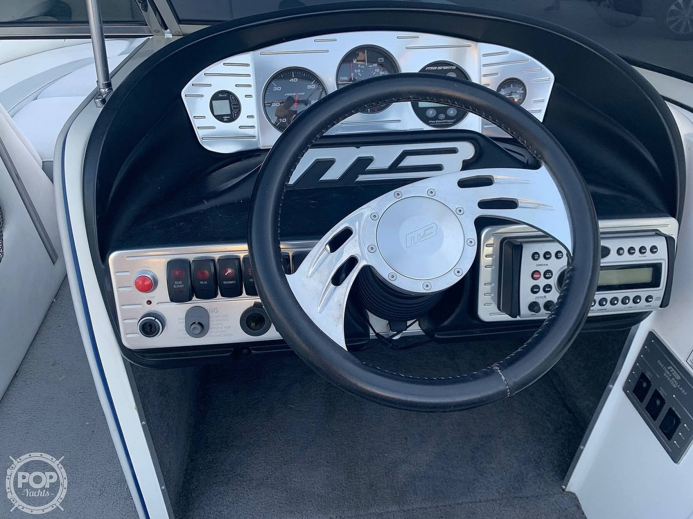 2007 MB Sports boat for sale, model of the boat is f23 tomcat & Image # 7 of 12