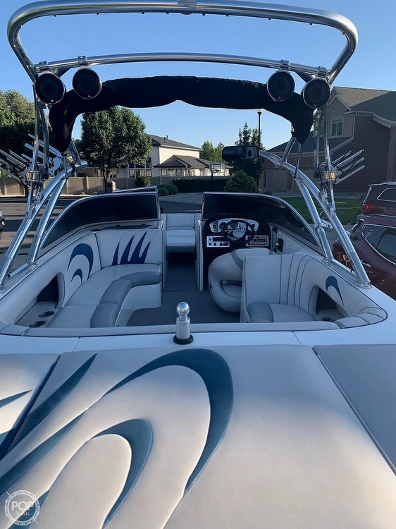 2007 MB Sports boat for sale, model of the boat is f23 tomcat & Image # 9 of 12