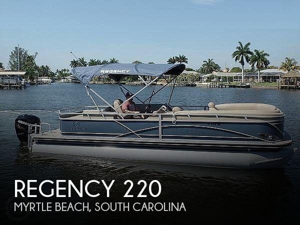 Used Regency Boats For Sale by owner | 2017 Regency 220