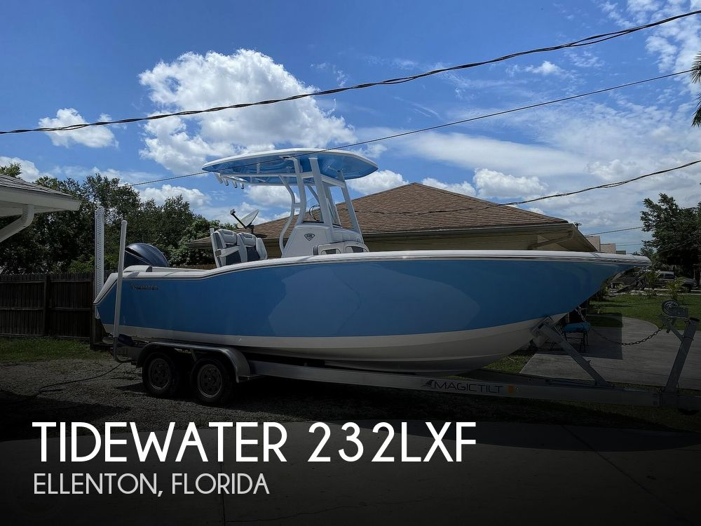 2020 TIDEWATER 232LXF for sale