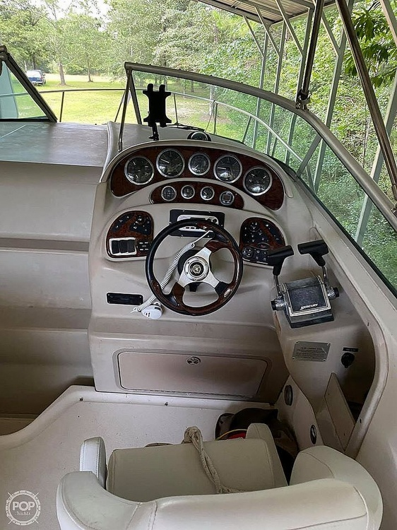 2001 Sea Ray boat for sale, model of the boat is 280 Sundancer & Image # 37 of 40