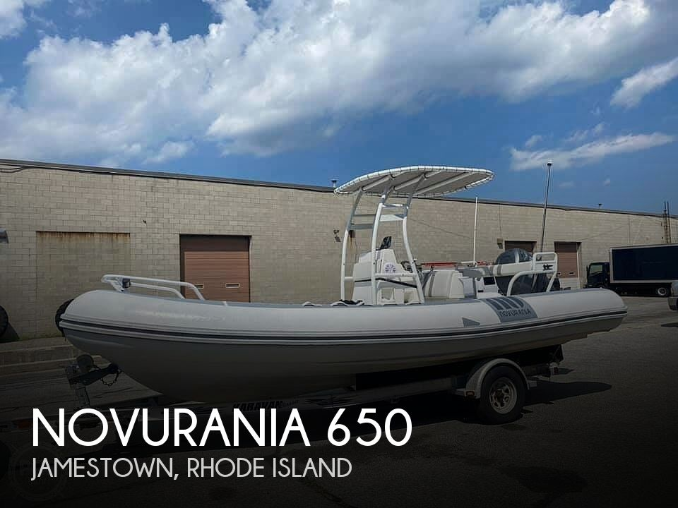 Used Novurania Boats For Sale by owner | 1995 Novurania N223