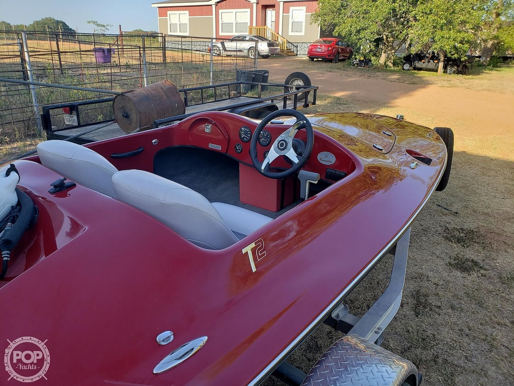 2015 Wrangler boat for sale, model of the boat is T2 Rumble & Image # 6 of 16