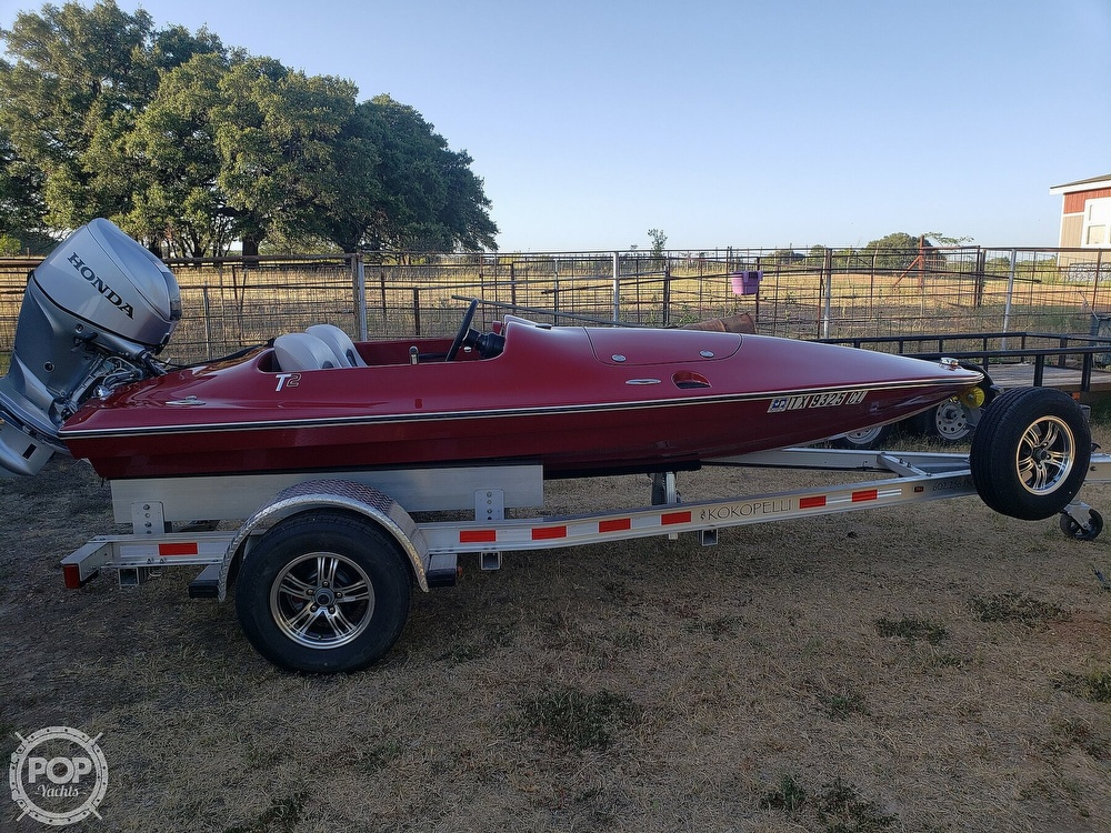 2015 Wrangler boat for sale, model of the boat is T2 Rumble & Image # 2 of 18